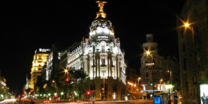 Moving to Madrid